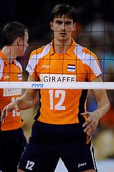 09-07-2010 VOLLEYBAL: WLV NEDERLAND - ZUID KOREA: EINDHOVEN<br /> Nederland verslaat Zuid Korea met 3-1 / Wytze Kooistra<br /> ©2010-WWW.FOTOHOOGENDOORN.NL