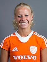 EINDHOVEN - LISA SCHEERLINCK van Jong Oranje Dames, dat het WK in Duitsland zal spelen.  COPYRIGHT KOEN SUYK