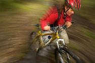 Mountain bike cycling, Smogen, Smögen; Bohuslän;  Bohuslan, Sweden; NB 5985