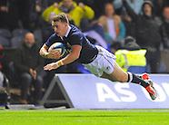 Scotland v Argentina 081114