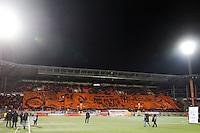 Tifo Lorient  - 20.12.2014 - Lorient / Nantes - 19eme journee de Ligue 1 -<br /> Photo : Vincent Michel / Icon Sport