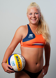 Raïsa Schoon during the BTN photoshoot on 3 september 2020 in Den Haag.
