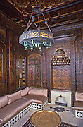Pittsburgh PA University of Pittsburgh, Cathedral of Learning, Syria-Lebanon Nationality Room, Gothic Revival Architecture, Architect Charles Klauder,