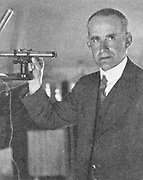 Arthur Stanley Eddington (1882-1944) British astronomer physicist and mathematician. Supporter and promoter of Einstein's theories of Relativity