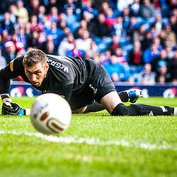 Allan McGregor, Rangers FC