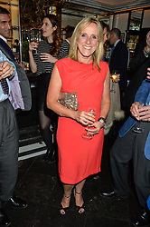 FRANCIE CLARKSON at the Style for Soldiers dinner held at Le Caprice, 20 Arlington Street, London on 24th May 2016.