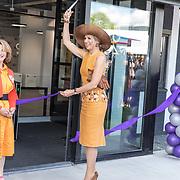 NLD/Amsterdam/20190702 - Maxima opent Codam College,