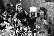 Island Staff Xmas Party 1982