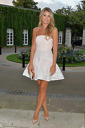 VOGUE WILLIAMS at 'A Night of Champions' an evening to raise funds for the Mo Farah Foundation held at The Hurlingham Club, London on 28th August 2014.