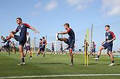 Soccer-USMNT Training-Jan 11, 2020
