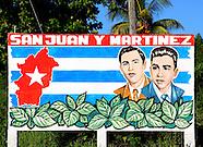 San Juan y Martinez, Pinar del Rio, Cuba.