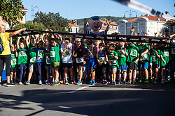 IronKids event 1 day before Ironman 70.3 Slovenian Istra 2019, on September 21, 2019 in Izola/Isola, Slovenia. Photo by Grega Valancic / Sportida