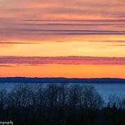 Winter-Sunset-Over-Lake-Michigan