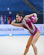 Victoria Filanovsky was born in St. Petersburg in Russia 23 February 1995. In 2008 he joined the Israeli national team of rhythmic gymnastics.<br /> In 2017 he finished his activity as athlete