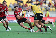 Crusaders David Havili. Super Rugby Aotearoa. Hurricanes v Crusaders, Sky Stadium, Wellington. Sunday 11th April 2021. Copyright photo: Grant Down / www.photosport.nz