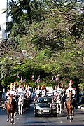 Belo Horizonte_MG, 07 de Setembro de 2010..Campanha eleitoral, Antonio Anastasia 2010 coligacao Somos Minas Gerais...O  governador Antonio Anastasia, candidato a reeleicao, participa das comemoracoes do dia da Independencia...Foto: MARCUS DESIMONI - NITRO