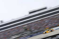 May 6, 2018 - Dover, Delaware, United States of America - Kyle Busch (18) brings his race car down the front stretch during the AAA 400 Drive for Autism at Dover International Speedway in Dover, Delaware. (Credit Image: © Chris Owens Asp Inc/ASP via ZUMA Wire)