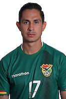 Football Conmebol_Concacaf - <br />Copa America Centenario Usa 2016 - <br />Bolivia National Team - Group D - <br />Marvin Orlando Bejarano Jimenez