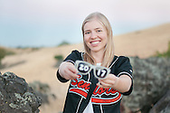 Girls Senior Portrait Session by Kristina Cilia Photography of Vacaville