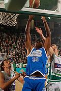 DESCRIZIONE : Avellino Lega A 2011-12 Sidigas Avellino Banco di Sardegna Sassari<br /> GIOCATORE : Steven Hunter<br /> SQUADRA : Banco di Sardegna Sassari<br /> EVENTO : Campionato Lega A 2011-2012<br /> GARA : Sidigas Avellino Banco di Sardegna Sassari<br /> DATA : 06/11/2011<br /> CATEGORIA : tiro<br /> SPORT : Pallacanestro<br /> AUTORE : Agenzia Ciamillo-Castoria/A.De Lise<br /> Galleria : Lega Basket A 2011-2012<br /> Fotonotizia : Caserta Lega A 2011-12 Sidigas Avellino Banco di Sardegna Sassari<br />  Predefinita :