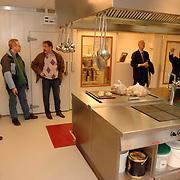 NLD/Hilversum/20060126 - Feestelijke opening nieuwe vleugel verzorgingstehuis de Zonnehoeve Loosdrechtseweg Hilversum, keuken