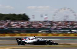 July 8, 2018 - Silverstone, Great Britain - Motorsports: FIA Formula One World Championship 2018, Grand Prix of Great Britain, .#18 Lance Stroll (CAN, Williams Martini Racing) (Credit Image: © Hoch Zwei via ZUMA Wire)