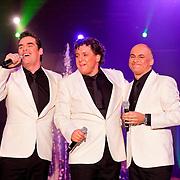 NLD/Hilversum/20120205 - Concert tbv Stichting DON, optreden Rene Froger, Jeroen van der Boom, Sonny's Inc.