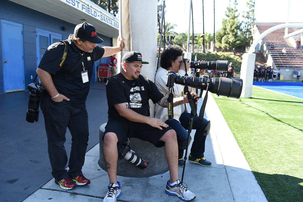 10/9/143:36:32 PM --- SSAXI 2014 ---<br /> <br /> <br /> Photo by Christy Radecic / Sports Shooter Academy Behind the Scenes with the cast and crew of Sports Shooter Academy.