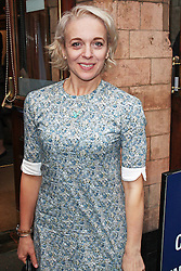 © Licensed to London News Pictures. 01/07/2013. London, UK. Amanda Abbington  at the Derren Brown Infamous - Gala Night. Photo credit: Brett D. Cove/LNP