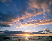Sunset, Hawaii<br />