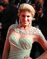 Hofit Golan at the Palme d'Or  Closing Awards Ceremony red carpet at the 67th Cannes Film Festival France. Saturday 24th May 2014 in Cannes Film Festival, France.