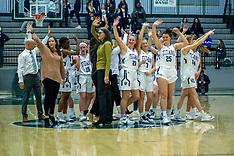 20200104 Milliken at Il Wesleyan - Men and Women basketball photos
