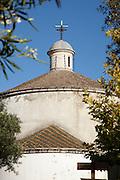 The Santo Amaro Chapel in Lisbon, Portugal