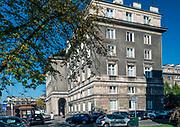 Nowa Huta, Osiedle Centrum A, Aleja Jana Pawla II