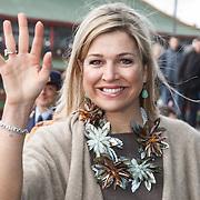 "NLD/Amsterdam/20160330 - Koningin Maxima aanwezig bij het symposium ""Muziekeducatie doen we Samen"", Koningin Maxima"