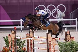 Michan Alberto, ISR, Cosa Nostra, 352<br /> Olympic Games Tokyo 2021<br /> © Hippo Foto - Dirk Caremans<br /> 01/08/2021