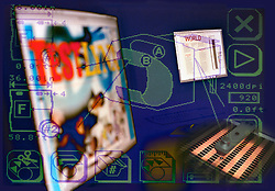 abstract design collage control center modern printing press CONCEPT STOCK PHOTOS CONCEPT STOCK PHOTOS
