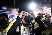 March 20, 2021. IMSA Weathertech Mobil 1 12 hours of Sebring: #3 Corvette Racing Corvette C8.R, GTLM: mechanics