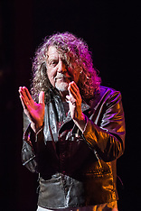 Robert Plant attends LOVE ROCKS NYC - 8 March 2019