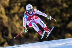 18.12.2018, Saslong, St. Christina, ITA, FIS Weltcup Ski Alpin, Abfahrt, Damen, im Bild Joana Haehlen (SUI) // Joana Haehlen of Switzerland in action during her run in the ladie's Downhill of FIS ski alpine world cup at the Saslong in St. Christina, Italy on 2018/12/18. EXPA Pictures © 2018, PhotoCredit: EXPA/ Johann Groder