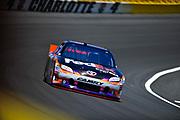 May 20, 2011: NASCAR Sprint Cup All Star Race practice. Denny Hamlin