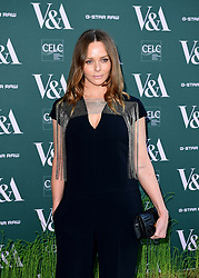 Stella McCartney attending the VIP preview for the V&A Museum's Fashioned From Nature exhibition, in London