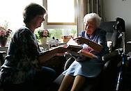THE NETHERLANDS-ZOETERMEER- April 4, 2005. Library. 27/04/05. Bibliotheek.  Wisselcollectie. PHOTO: Gerrit de Heus.