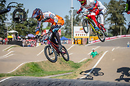 #921 (HARMSEN Joris) NED  at Round 9 of the 2019 UCI BMX Supercross World Cup in Santiago del Estero, Argentina