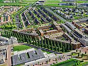 Nederland, Utrecht, Utrecht; 14–05-2020; stadsdeel Leidsche Rijn, de wijk Terwijde. Rijnkennemerlaan-Noord ter hoogte van Vleutensebaan.<br /> Utrecht Leidsche Rijn district, Terwijde district. View on the  Rijnkennemerlaan.<br /> <br /> luchtfoto (toeslag op standaard tarieven);<br /> aerial photo (additional fee required)<br /> copyright © 2020 foto/photo Siebe Swart