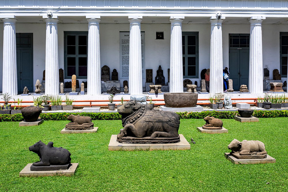 Private Full Day Tour of Jakarta . Get lost inside the National Museum, which has more than 169,376 objects consisted of prehistoric collection, archeology, numismatic and heraldic, ceramic, and ethnography. May 2, 2019