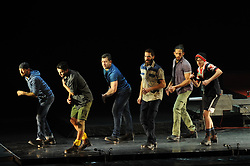 South Africa - Johannesburg. 29-08-18  Montecasino Teatro, Fourways. 'Pack' set from Tap Dogs.  Picture: Karen Sandison/African News Agency(ANA)