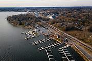 Wayzata Yacht Club Docks