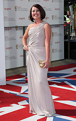 Rebecca Atkinson arriving at the British Academy Television Awards in London, Sunday , 27th May 2012.  Photo by: Stephen Lock / i-Images
