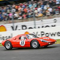 #33, Porsche 904 (1964), Jos Koster, at the Legends Race, Le Mans 24H, 2007
